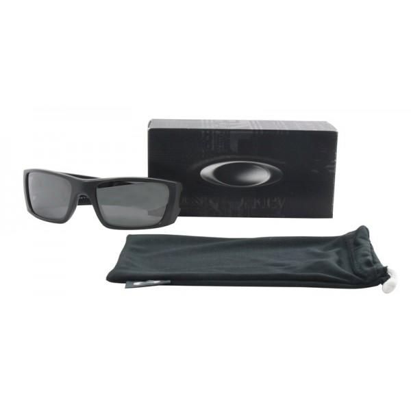 Oakley Men\'s Fuel Cell Gray Frame Gray Lens Rectangular 60mm ...