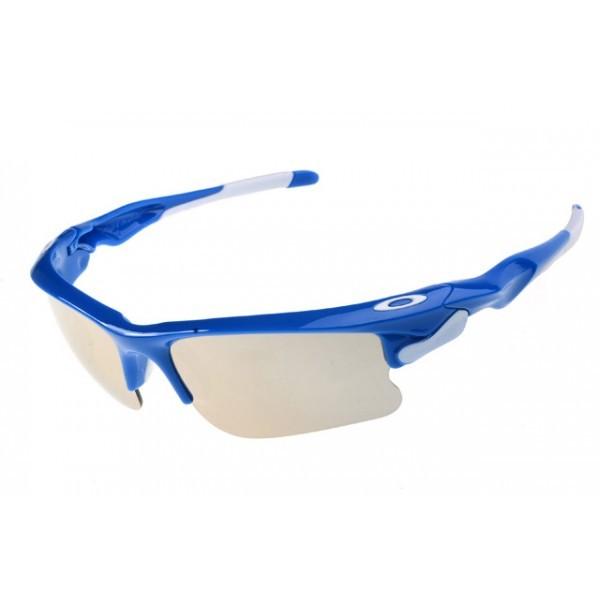 af0d8ab37a fake Oakley sunglasses fast jacket polished blue