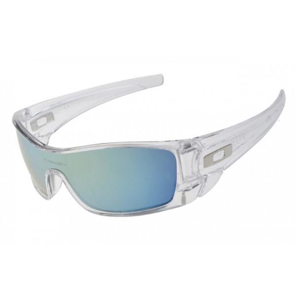 70f4e19bfd ... black grey lens 8e8df 216f7  switzerland replica oakley batwolf  sunglasses clear ice iridium de3ea 47c02