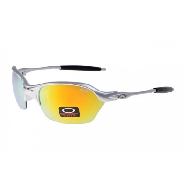 cheap fake Oakleys Half-X silver frame / fire iridium,foakleys sale
