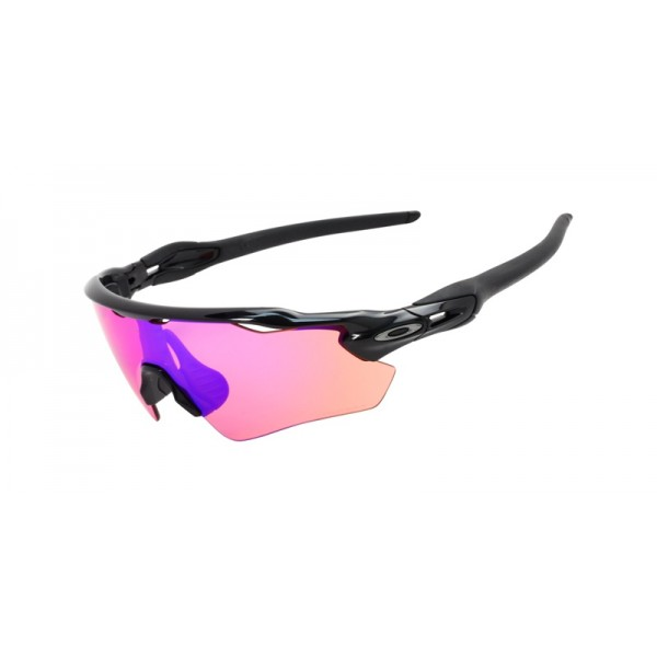 9ed3e61493fba ... low cost oakley mens radarev path black frame blue lens shield  sunglasses f1c22 d9a7a
